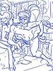 Fresh futanari dolls - Sketch by jab comix